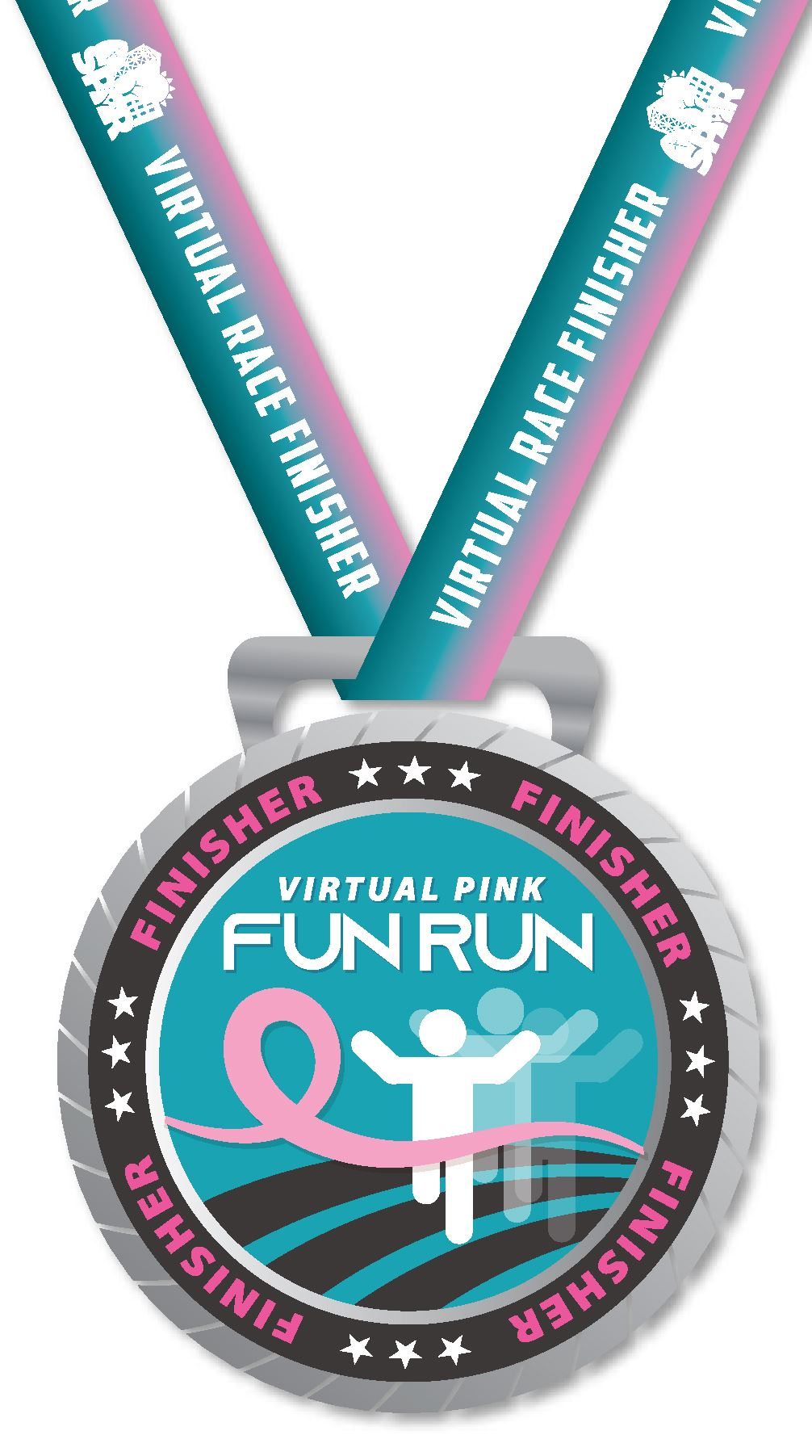 2020 1018 SPAR Breast Cancer Virtual run MEDAL jpg crop