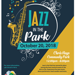2018 1020 CC-CH Jazz in the park