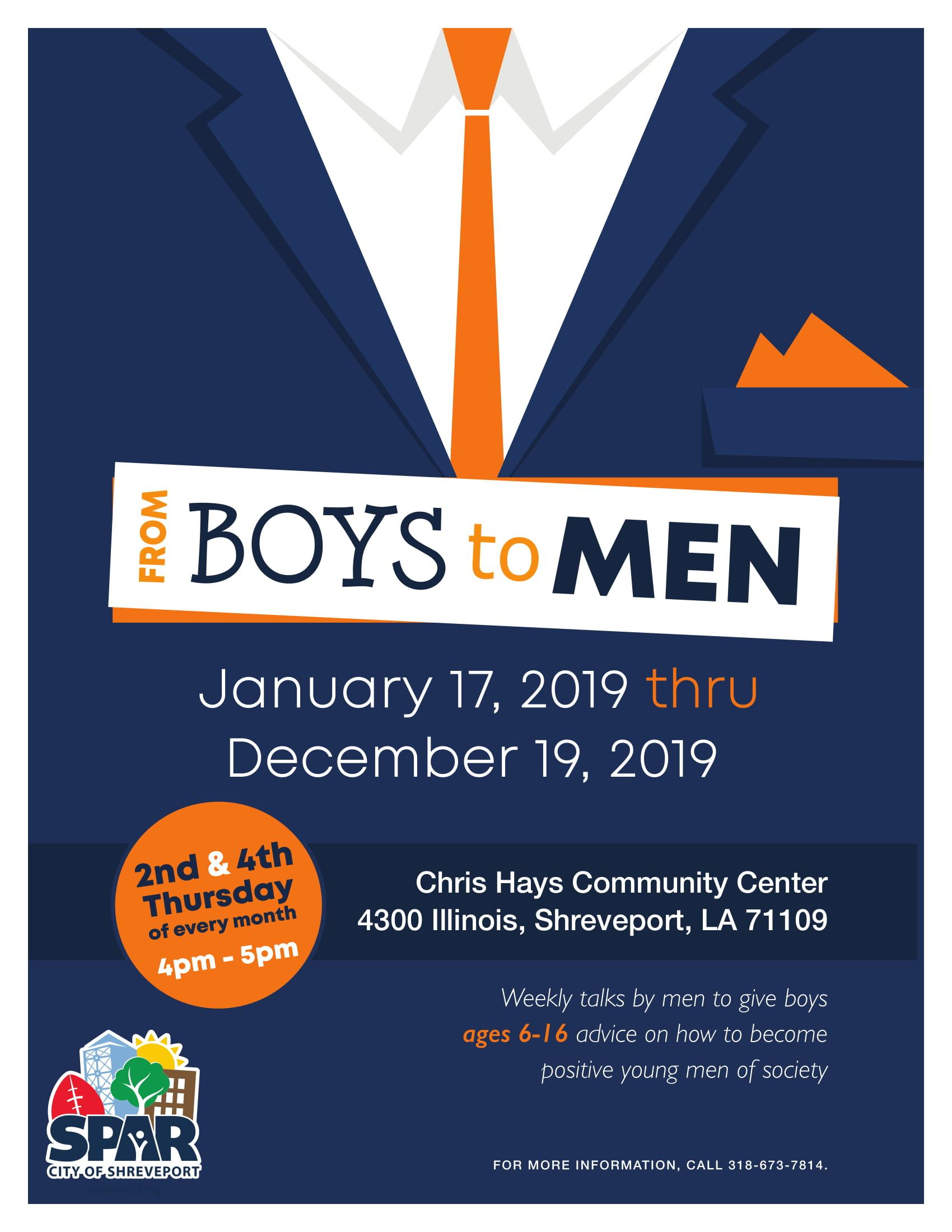 2019 01 CC-CH Boys to Men flyer-1