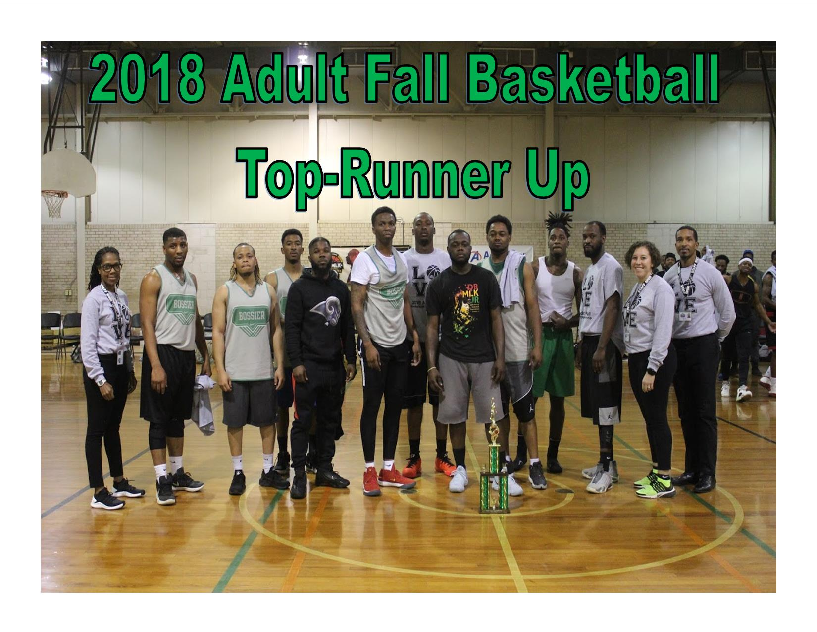 Fall Top 2nd Place