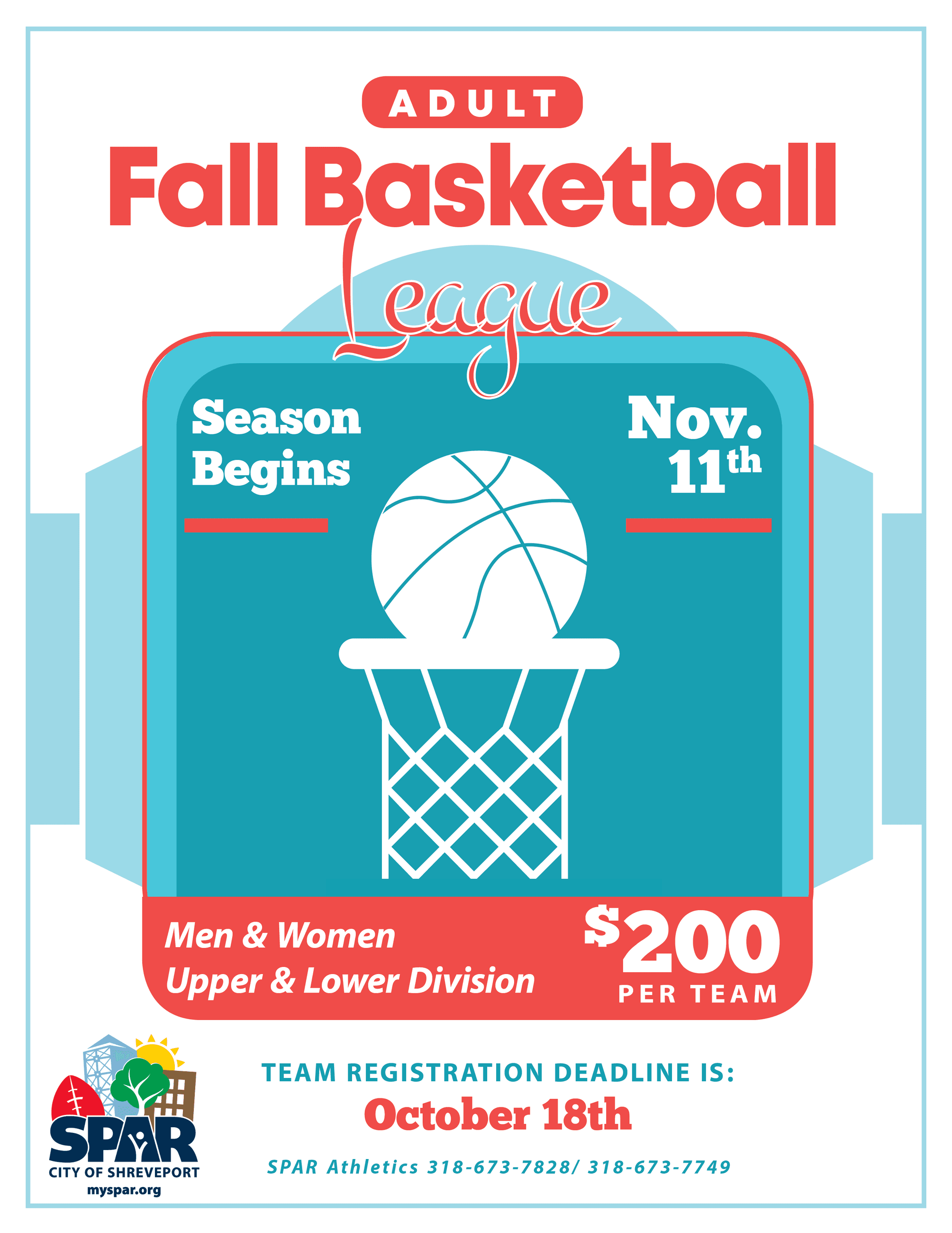 Fall Basketball