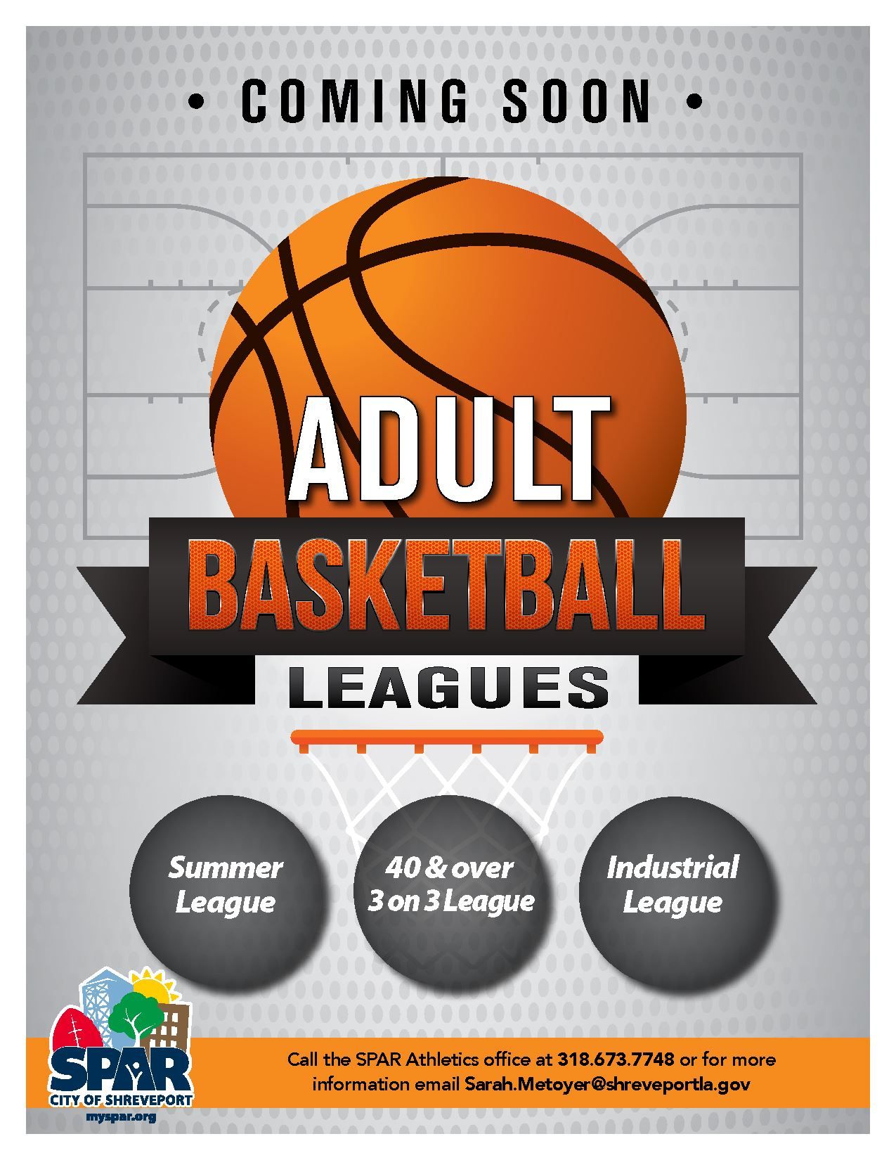 2021 Upcoming basketball leagues