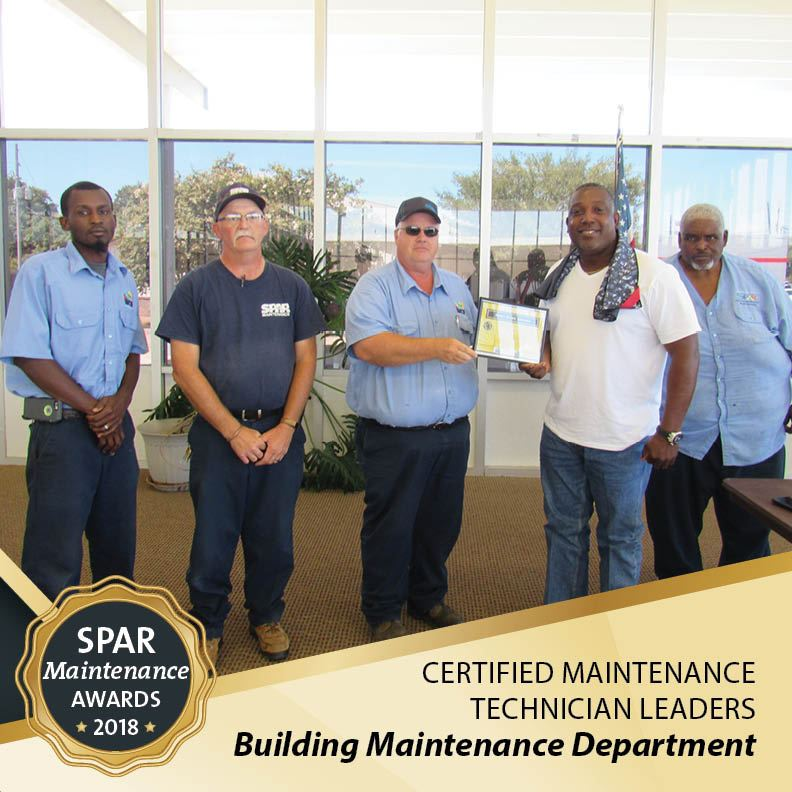 Certified Maintenance Technician Leaders: Building Maintenance Department