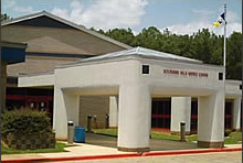 Southern Hills Park and Community Center building