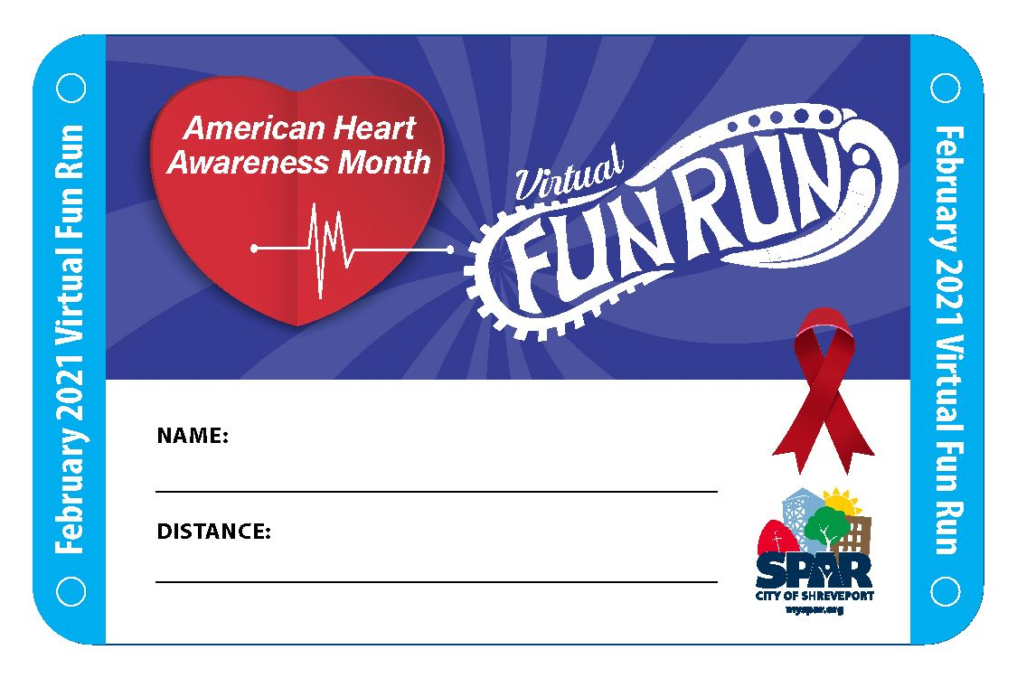 2021 02 American Heart Association Fun Run_bib