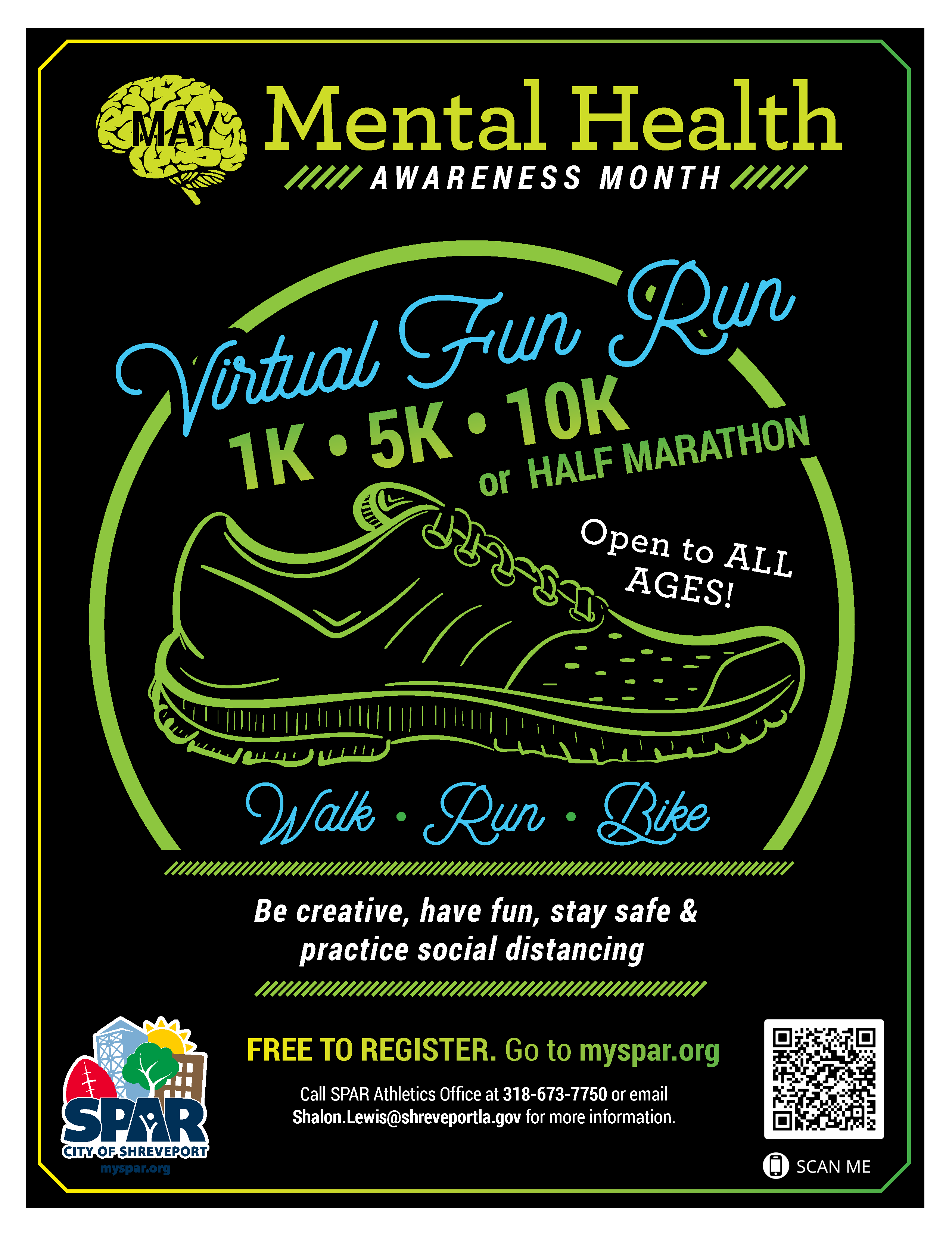 2021 05 Mental Health Fun Run_flyer
