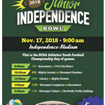 2018 1117 Junior Independence Bowl