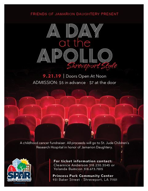2019 0921 Day at the Apollo