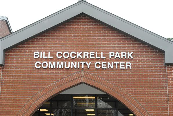 Bill Cockrell Metro Park and Community Center building
